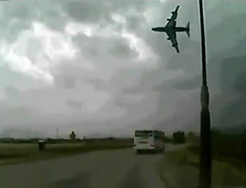 04 Flystyrt ved Bagram Airfield